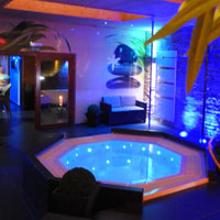 prive sauna hasselt met binnenzwembad